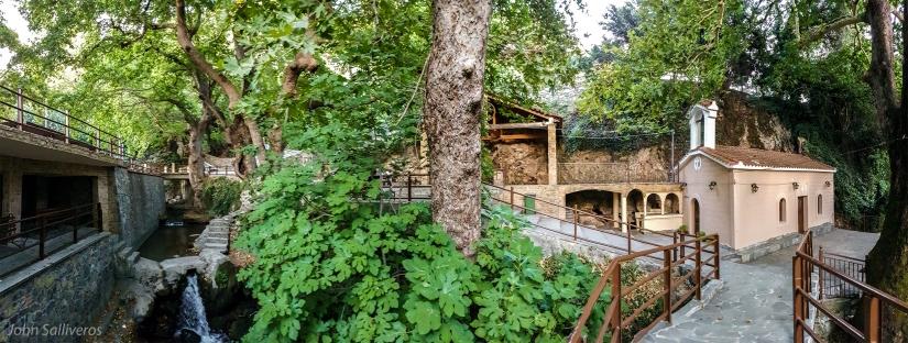 Steni, Evia –Panoramic