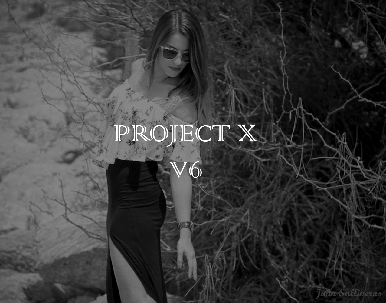 Project x v6 cover