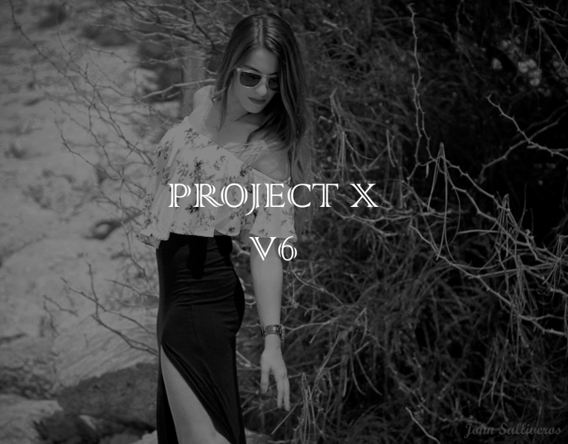 Project X –V6